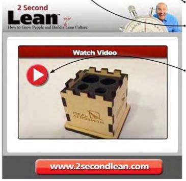 2 Second Lean eBlast