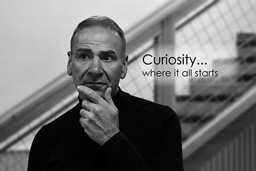 Paul Akers curiosity