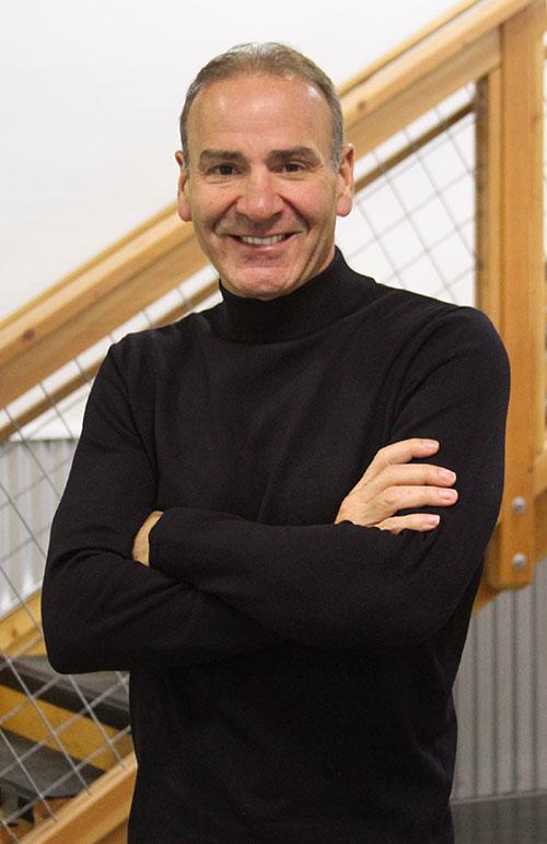 Paul Akers Portrait
