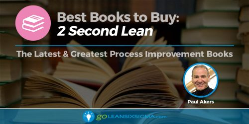Popular Lean Six Sigma Books - shmula.com