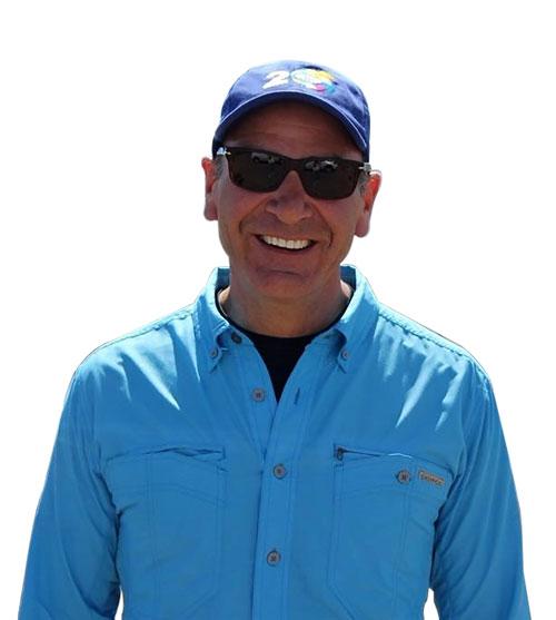 Paul Akers in Blue Shirt