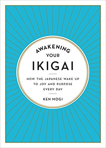 Ken Mogi - Awakening Your Ikigai