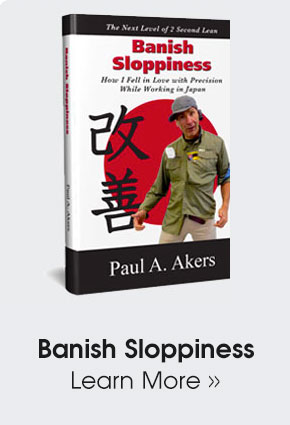 Banish Sloppiness by Paul Akers