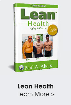 Lean Health by Paul Akers