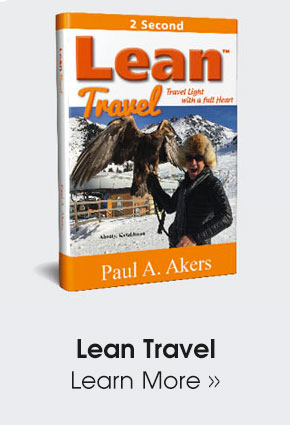 Lean Travel by Paul Akers